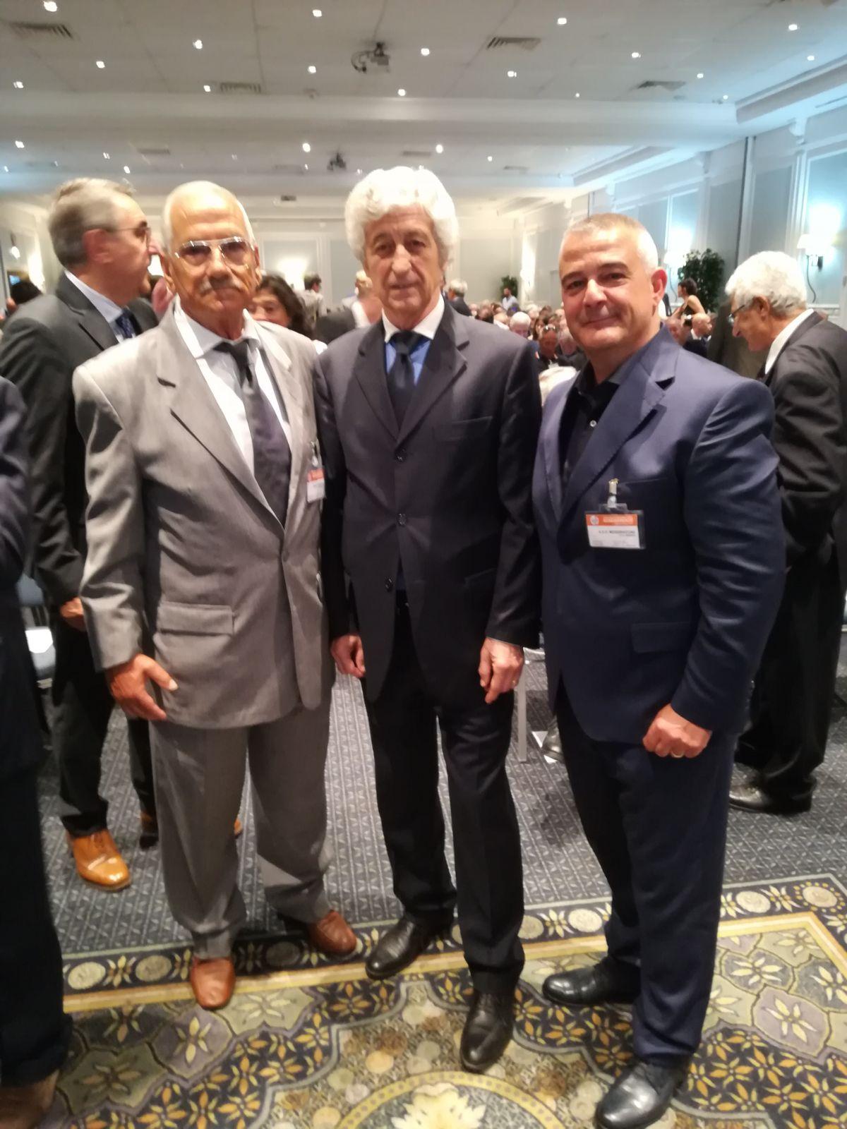 Premiazione FIGC Benemerenze ASD Mondragone Calcio - 4