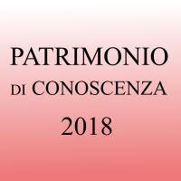 Patrimonio di Conoscenza 2018