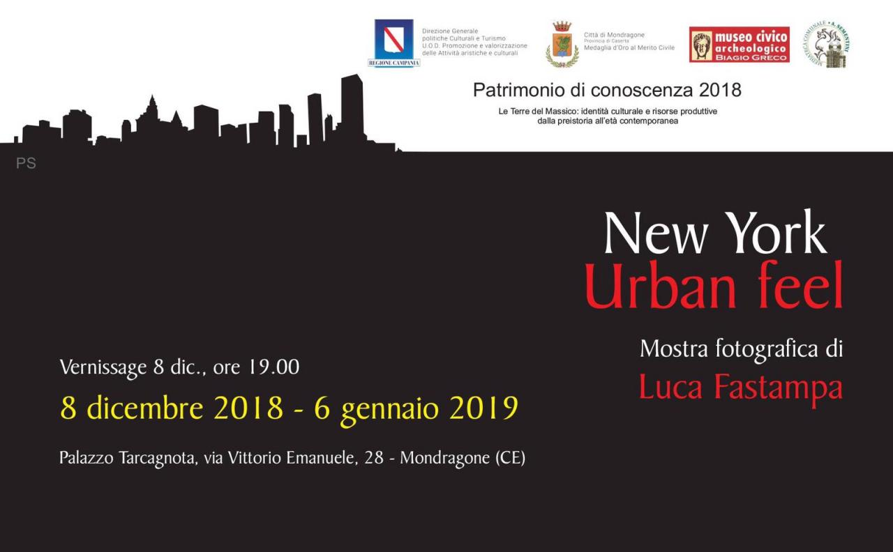 Vernissage - New York Urban Feel - Luca Fastampa