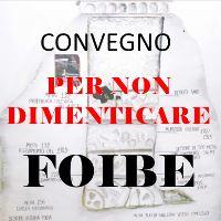 foibe - Manifesto 10 Febbraio 2019 Mondragone - ic