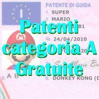 Patenti categoria A - icona